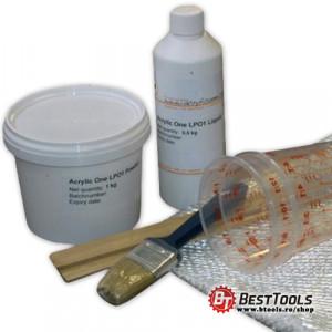 Kit TEST Rasina AcrylicOne-1.5Kg