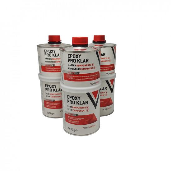 Epoxy Pro Klar - Rasina Epoxidica