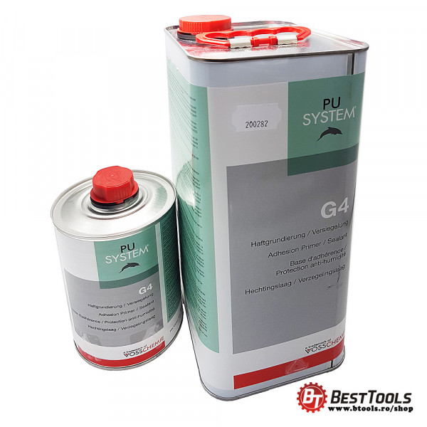 G4 - Primer Poliuretanic