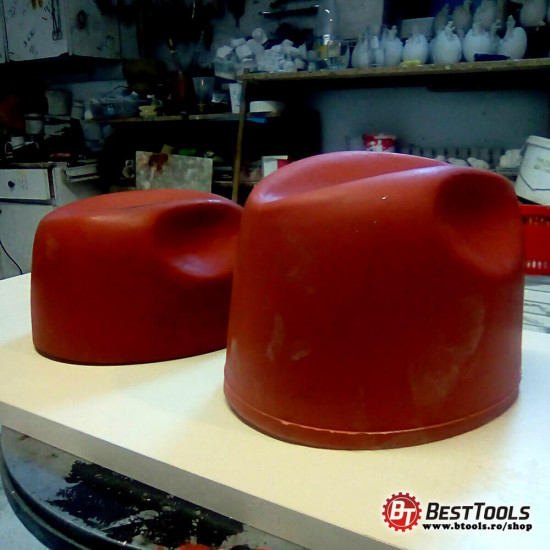 HT33-RED Silicon Aditie